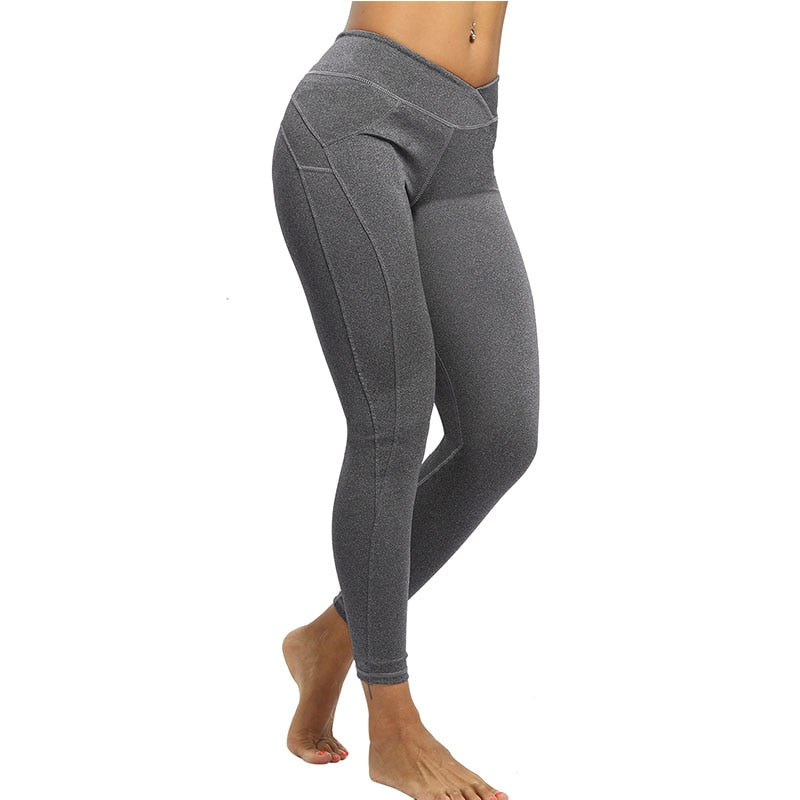 Wanderer Must-Have Leggings / Grey
