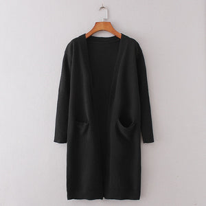Andorra Cardigan / Black