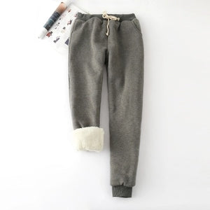 Alpine Fleecy Sweats / Grey