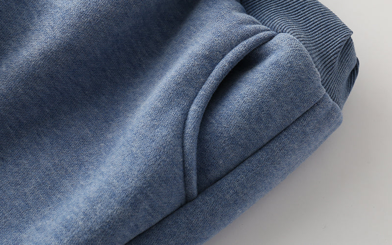 Alpine Fleecy Sweats / Blue