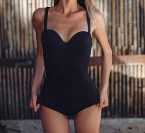 Song Saa Swim Suit / Black