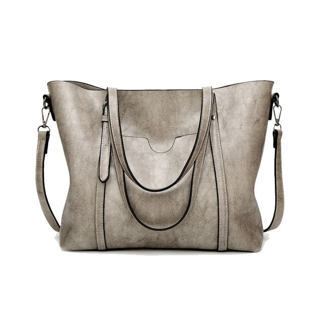 Wanderer Must-Have Day Bag / Gray