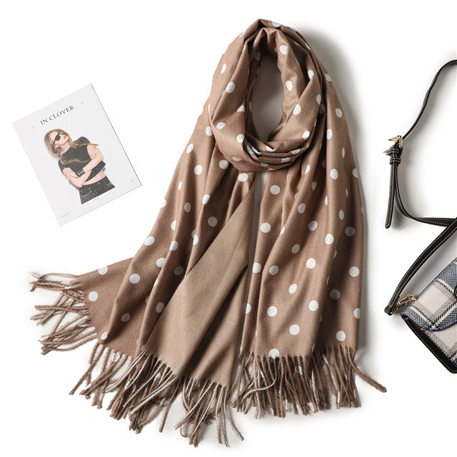 Wanderer Must-Have Cashmere Scarf (8 colors available)