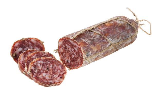 Salami with Black Truffle 320gr