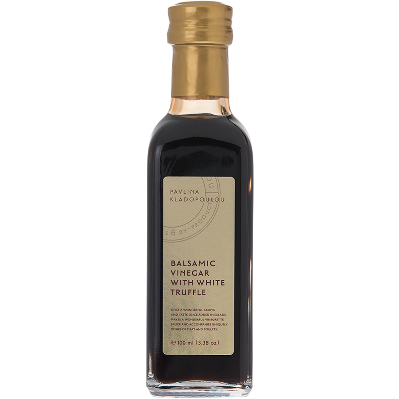 Balsamic Vinegar with White Truffle 100ml