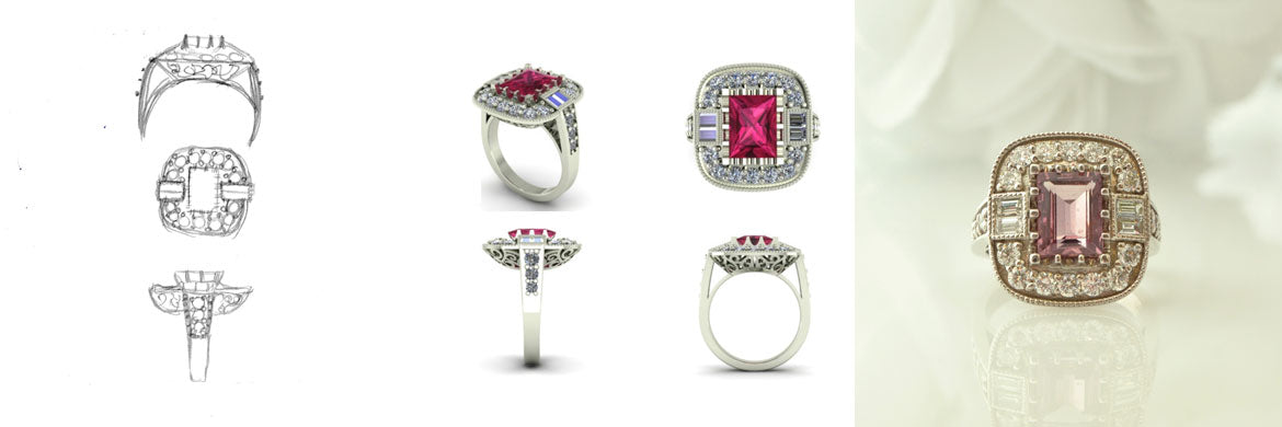 Steve Marshman Jewellery - Fashion Rings