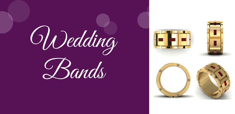 Custom Design - Wedding Bands
