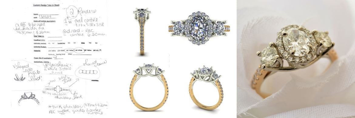 Steve Marshman Jewellery - Custom Bridal