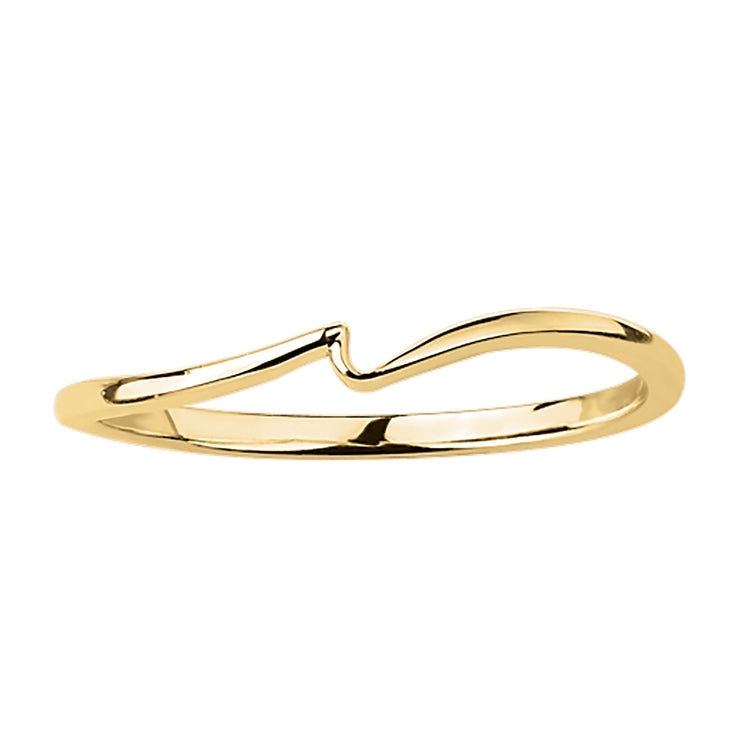 Rose White Or Yellow Gold Band