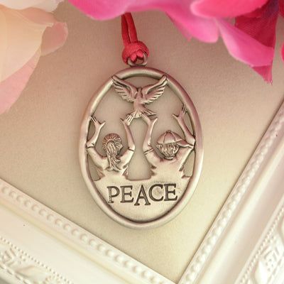 Peace Ornament
