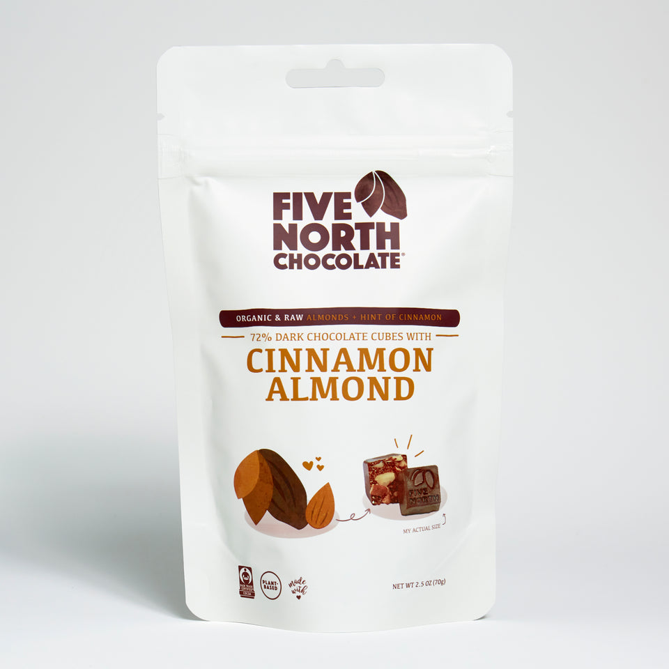 Cinnamon Almond    (3 Pack)
