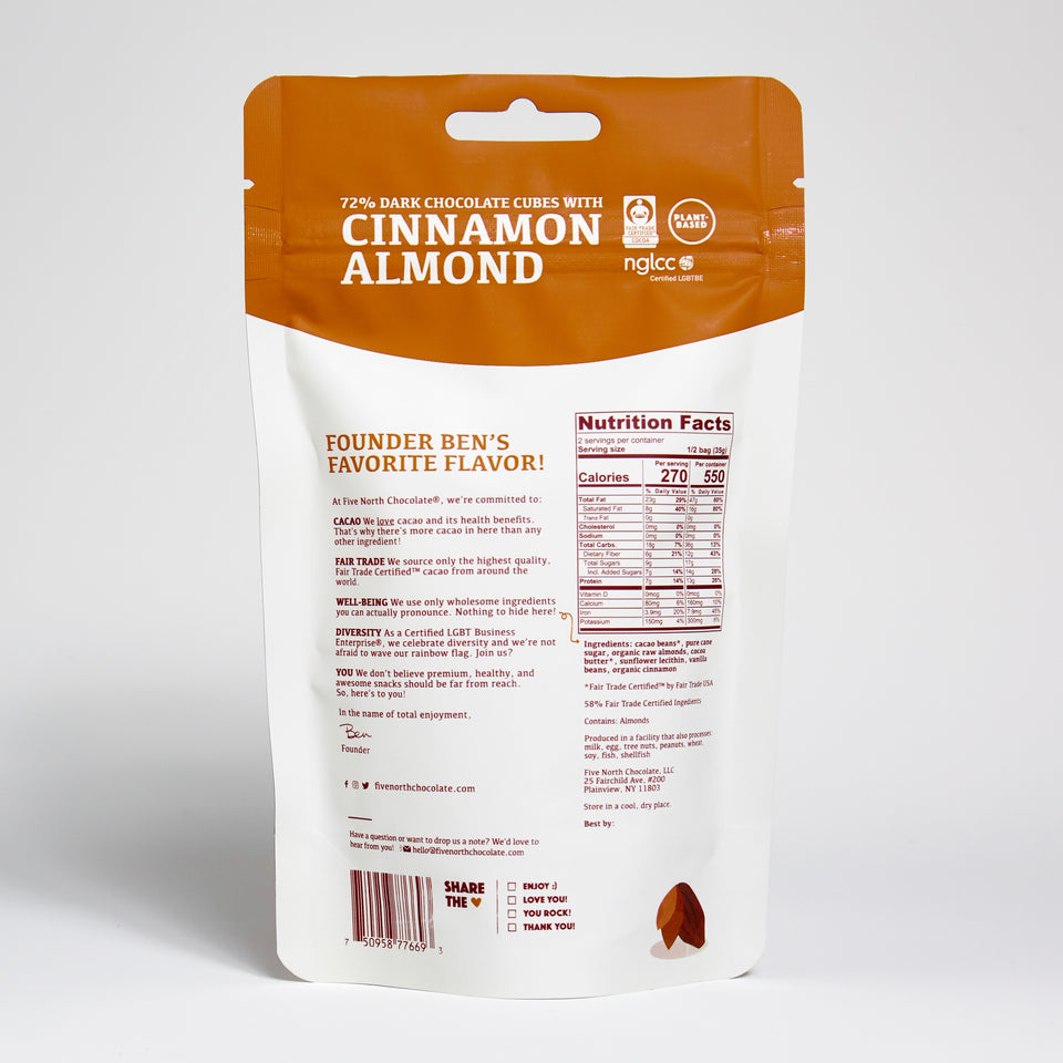 Cinnamon Almond 3-Pack