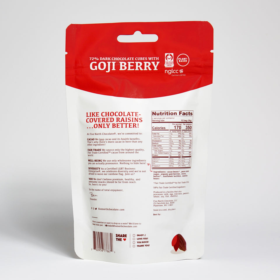 Goji Berry (6-Pack)