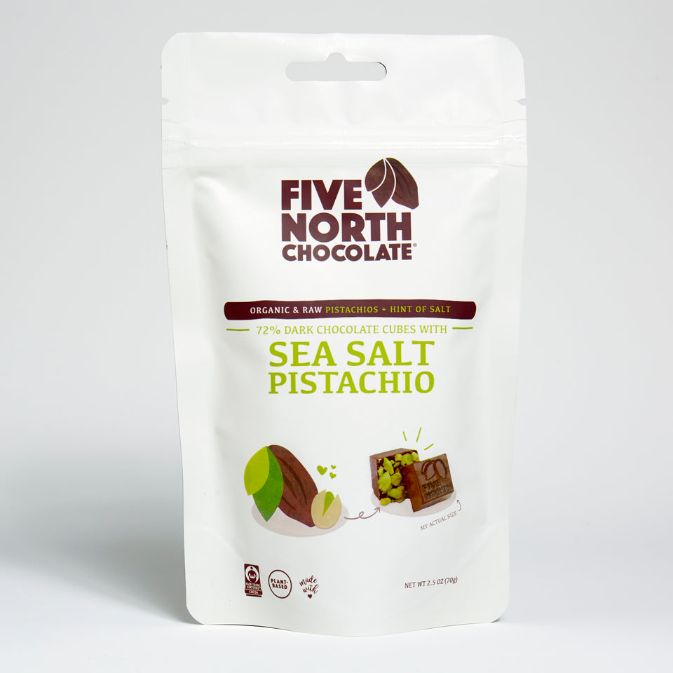 PISTACHIO SEA SALT (CASE 6)