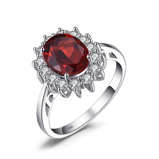 Lush of Grace™ Garnet Ring