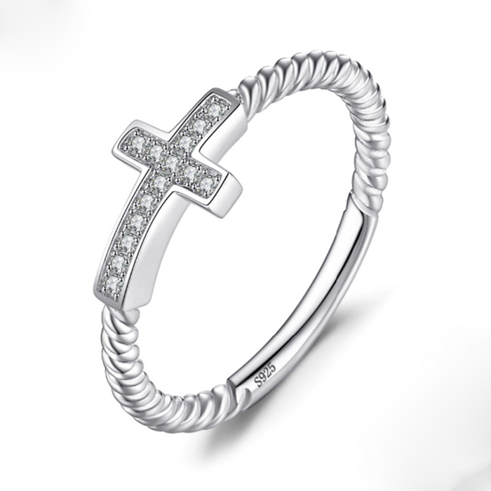 Holy Cross™ Ring