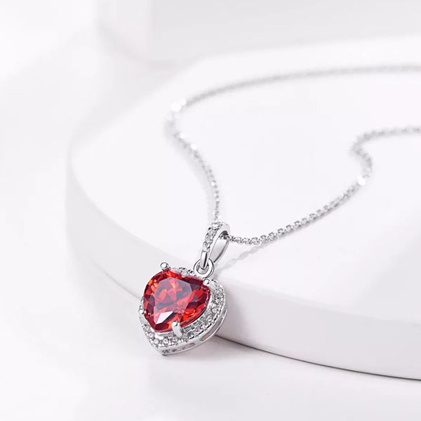 Red Ruby Heart™ Pendant