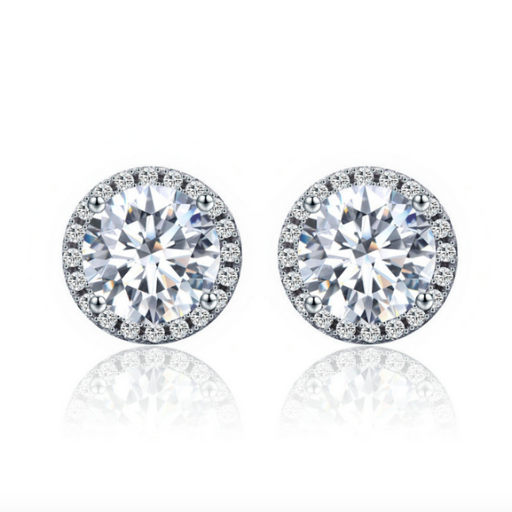 Eternity Halo™ Earrings