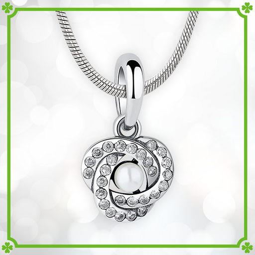 Celtic Knot™ Charm
