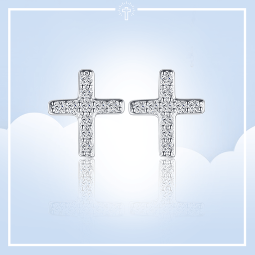 Holy Cross™ Earrings