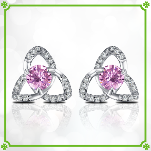 Trinity Knot Amore™ Earrings