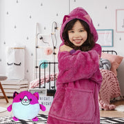 KnuffelHoodie | Warm & Multifunctioneel