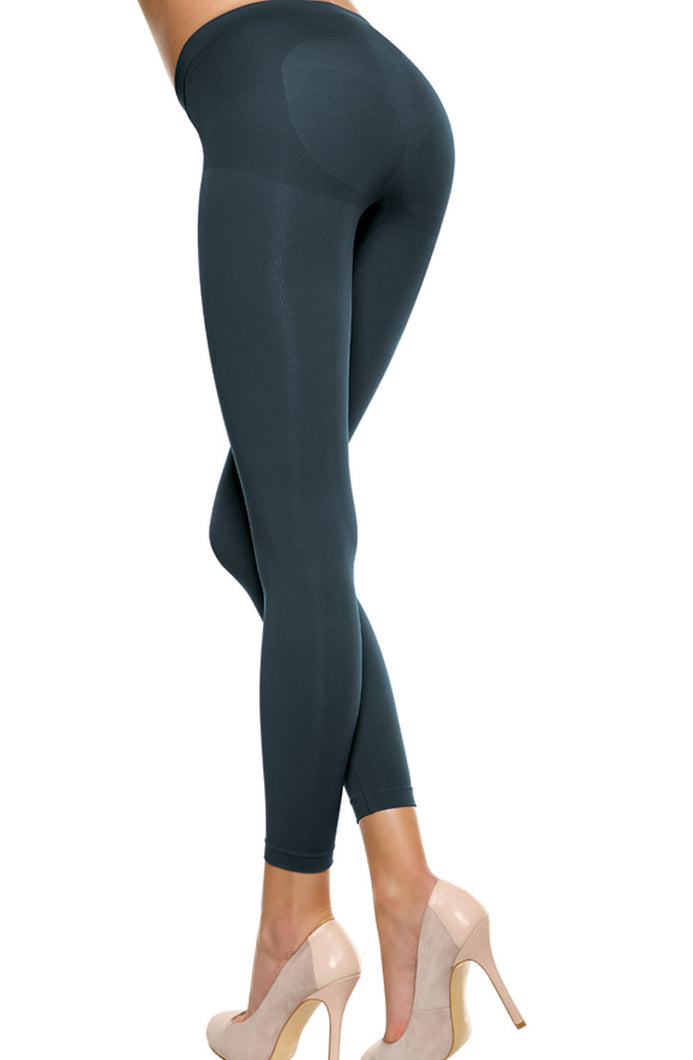 CONTROL BODY 610088 LEGGINGS FUMO/SMOKY