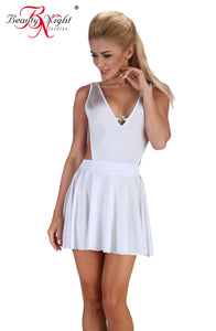 Beauty Night Severine Chemise White