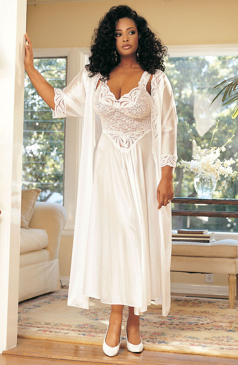 Shirley of Hollywood Bridal Gown White