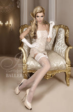 Load image into Gallery viewer, BALLERINA 256 HOLD UPS BIANCO (WHITE)