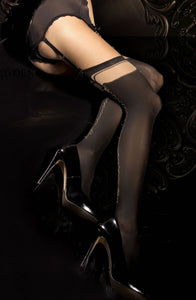 BALLERINA 289 STOCKINGS - BLACK