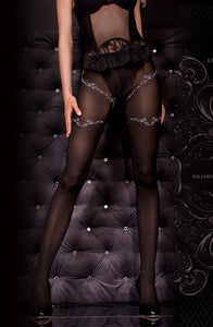 Ballerina 303 Tights Nero (Black)