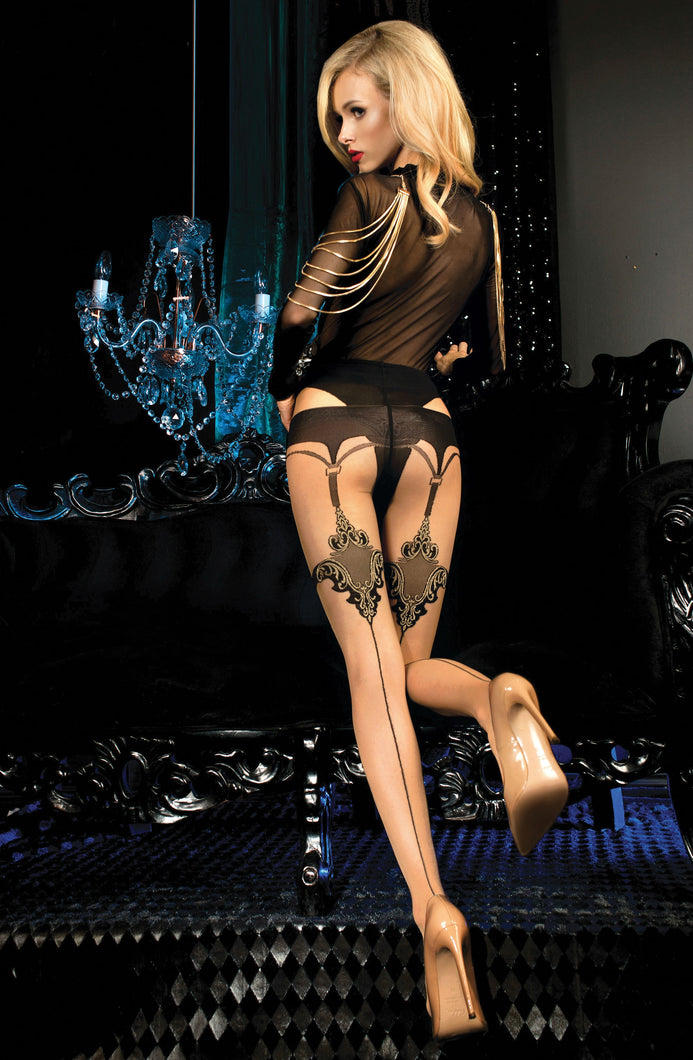 BALLERINA 454 Tights - Skin