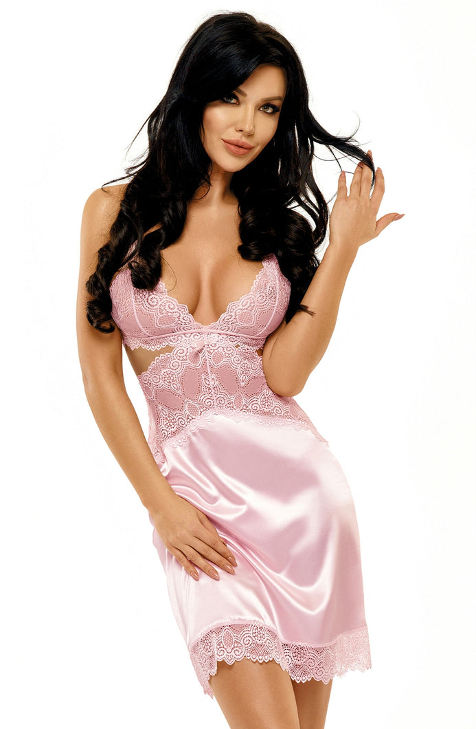 Beauty Night Adelaide Chemise - Pink