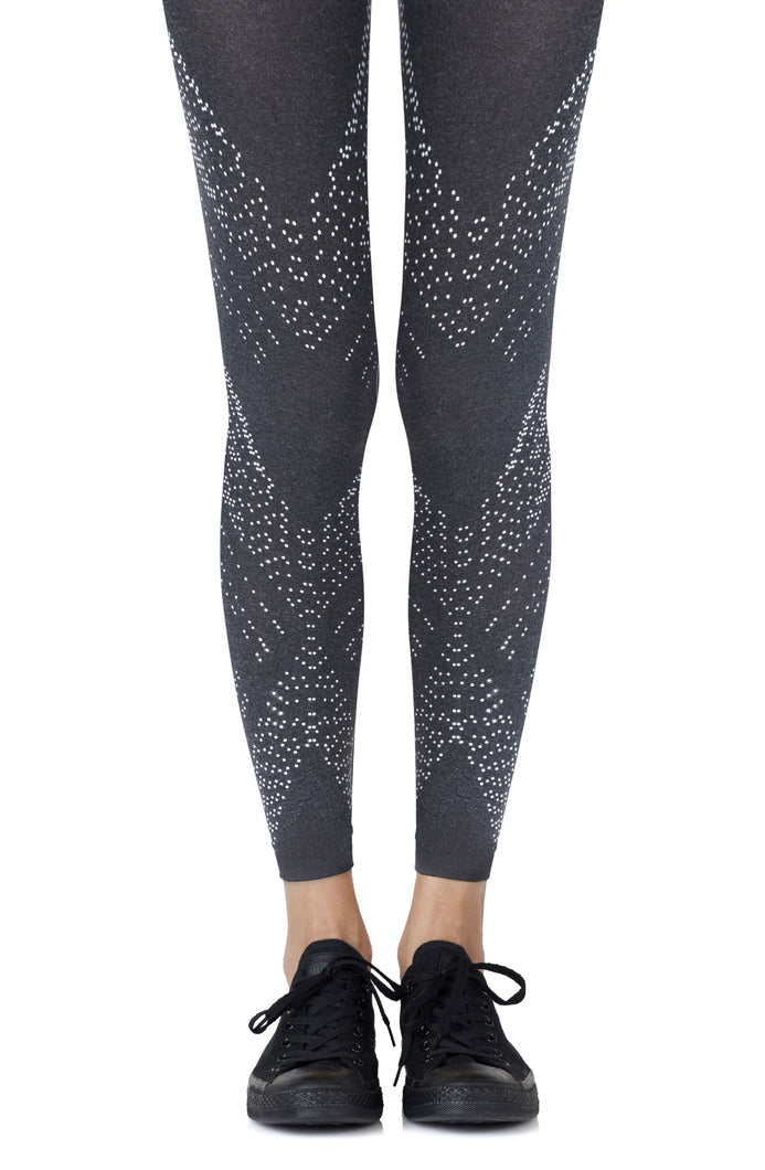 ZOHARA C402HGGR Heather Leggings