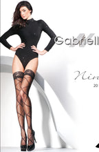 Load image into Gallery viewer,  GABRIELLA CALZE NINA 210 HOLD UPS - HOSIERY - BIANCO/ WHITE