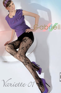 Gabriella Kabaretta Collant Varietta Tights