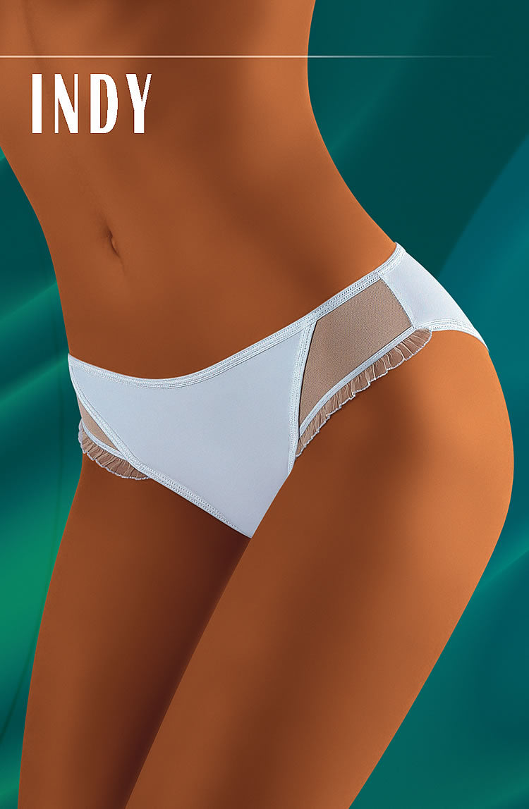 Wolbar Indy Brief White
