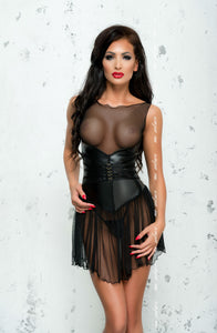 Me Seduce Xymena CLUBWEAR DRESS Black
