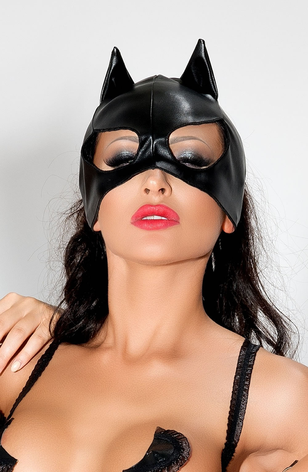 Me Seduce MK02 Mask Black