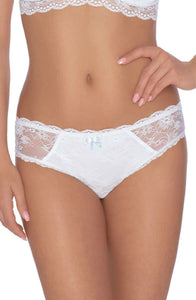 ROZA FIFI BRIEF WHITE