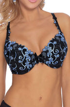 Load image into Gallery viewer,  ROZA FLORENCE BRA BLUE
