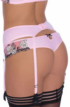 Load image into Gallery viewer, ROZA NATALI SUSPENDER BELT PINK