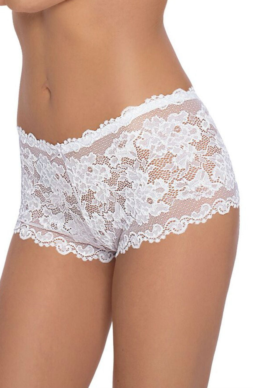 ROZA OLYMPIA BRIEF WHITE