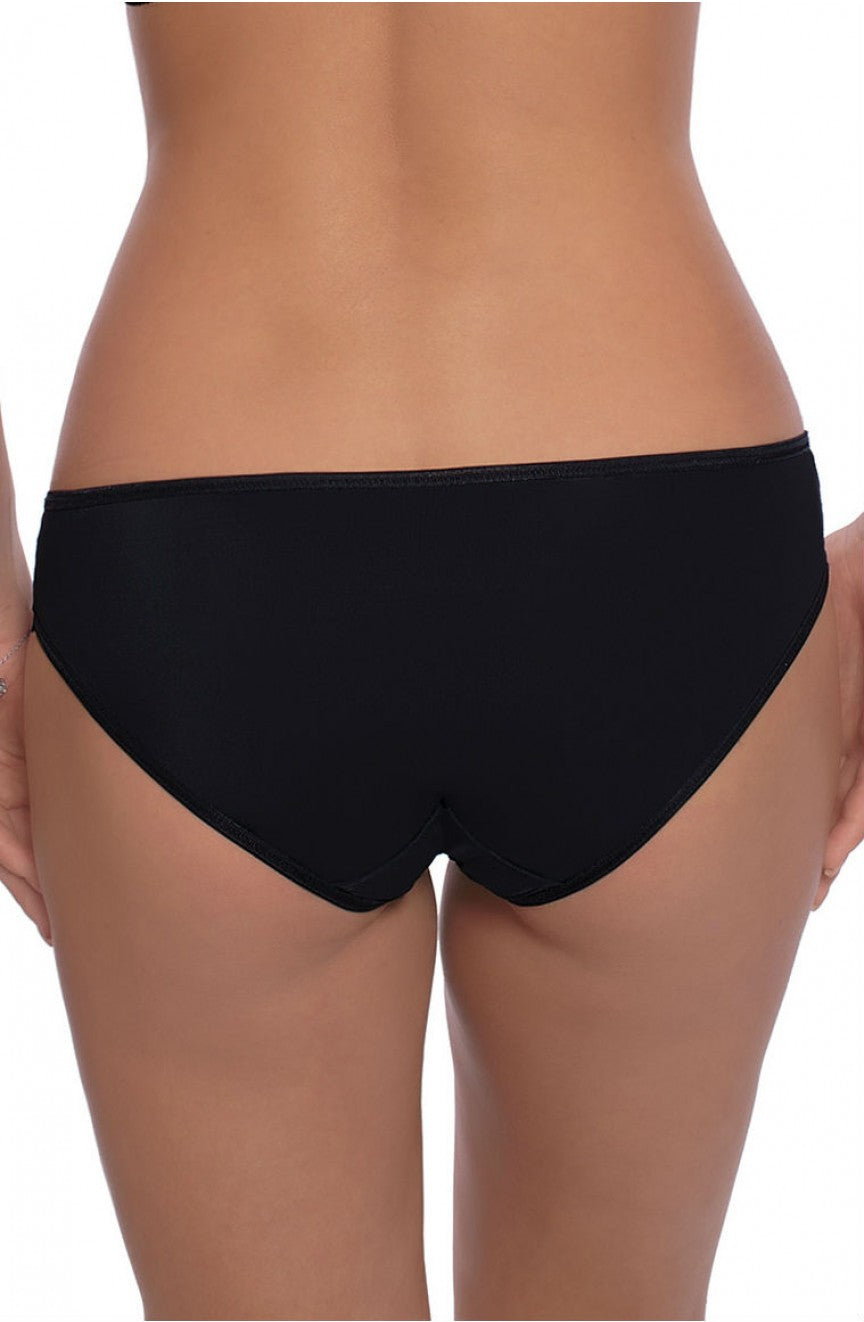 ROZA VANGELISE BRIEF BLACK