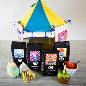 Coffee of the Month Club-June 2020- Under the Big Top