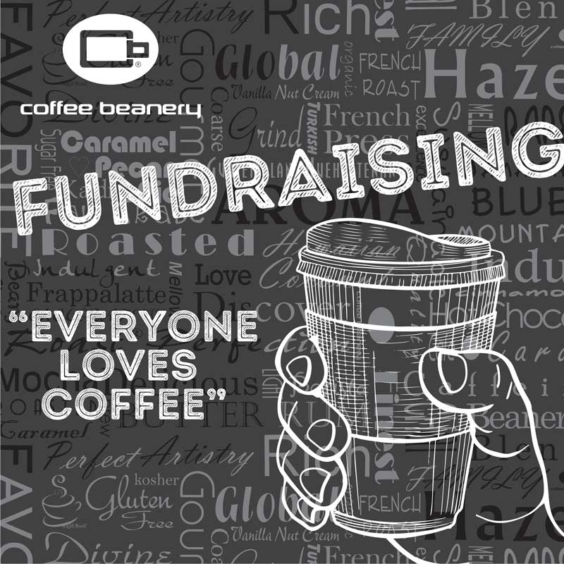 Raise Money with the Coffee Beanery Fundraising Program