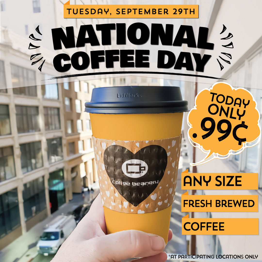 National Coffee Day 2020