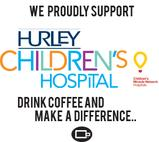 Coffee Beanery + Hurley Children's Hospital