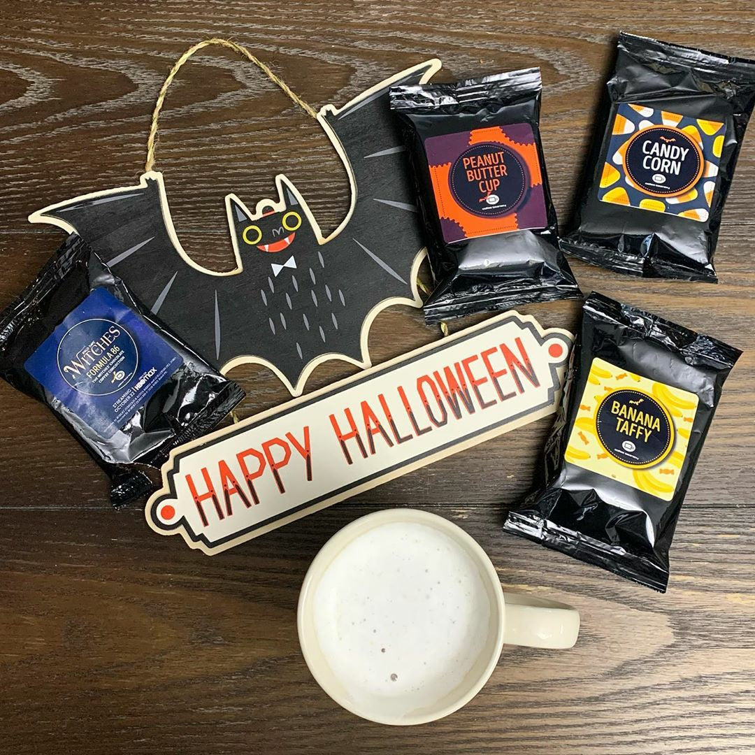 Coffee of the Month Club - October 2020- Trick or Treat